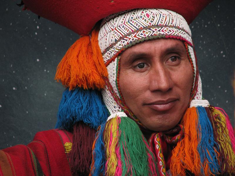 inca peruano: