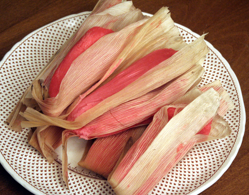 tamales dulces sweet corn tamales mexconnect