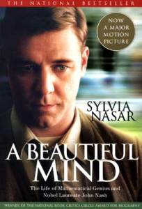 "the portrayal of the life of john nash in the movie a beautiful mind Reel life: after the film, john stier, one of nash's sons, and dr joseph kohn spoke about their memories of the real john nash ""you have ten years of fantastic work, and it sort of looks like in the movie that he spent most of."
