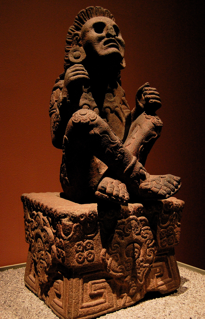 Xochipilli. Museo Nacional de Antropología, Ciudad de ...